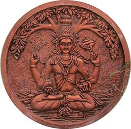 Dhanvantari de Varanasi deidad del Ayurveda